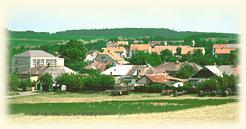 Část Padochov. Dříve součást oslavanského panství, později samostatná hornická osada